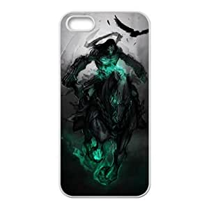 Darksiders iPhone5s Cell Phone Case White yyfabc_079635