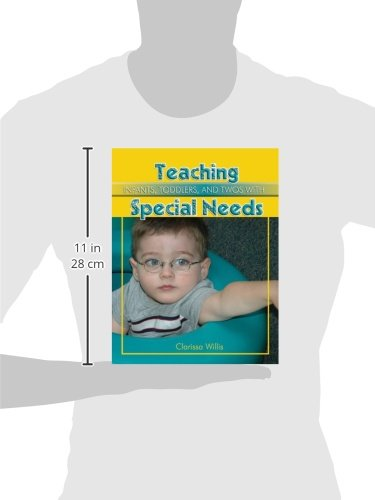 Teaching Infants, Toddlers, and Twos with Special