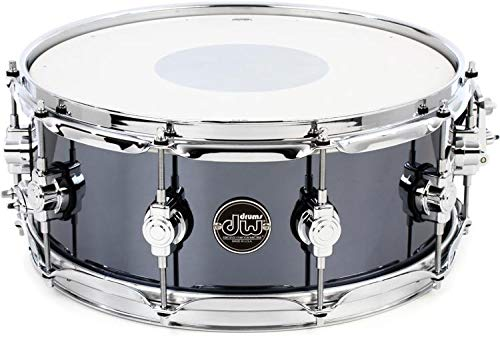 DW Performance Series Snare Drum - 5.5'' x 14'' Chrome Shadow Finish Ply