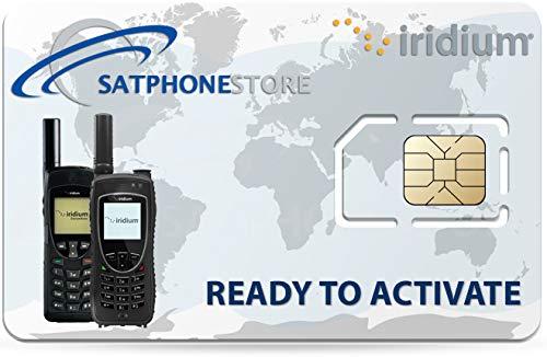 SatPhoneStore Iridium Prepaid Sim Card Ready for Easy Online Activation by SatPhoneStore (Image #3)