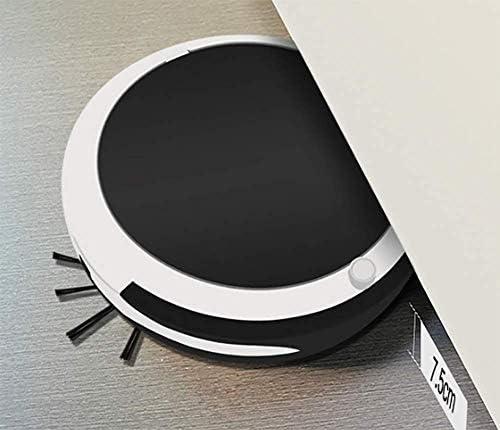 QIUFENGLUOYE Aspirateur Domestique, Balayage Automatique et éponger intégré Robot de Balayage aspirateur de Maison Intelligente balayeuse