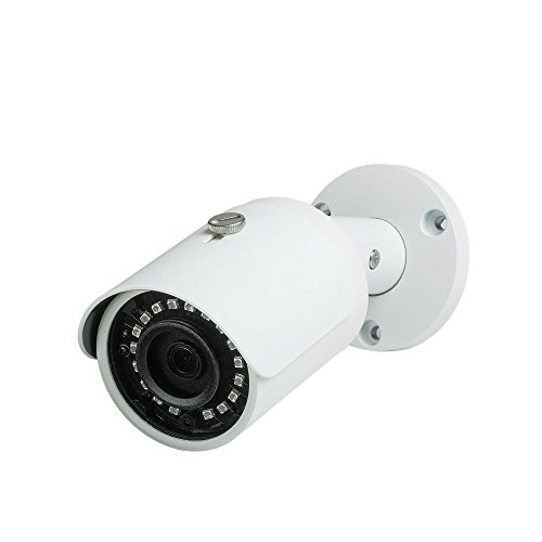 Dahua OEM 4 Megapixel 2K H.265 Network WDR Mini IR Bullet Security IP Camera 3.6mm Lens POE Camera