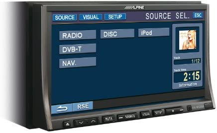 Alpine Iva W520r Elektronik