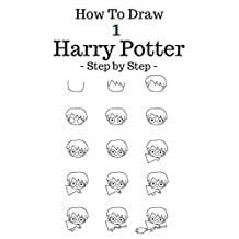 How to draw Harry Potter: Step by Step To Draw Cartoon Character:( Harry, Hermione, Ron, Hagrid, Malfoy, Dobby, Hedvig Basic (Volume 1))