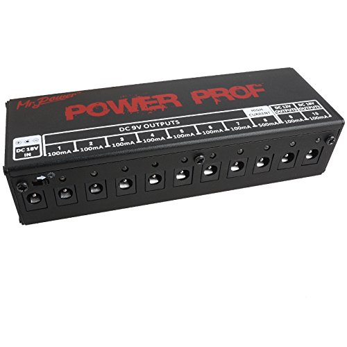 Top Guitar Pedal Power Supply : top 10 best guitar effects pedalboard with power supply best of 2018 reviews no place called ~ Hamham.info Haus und Dekorationen