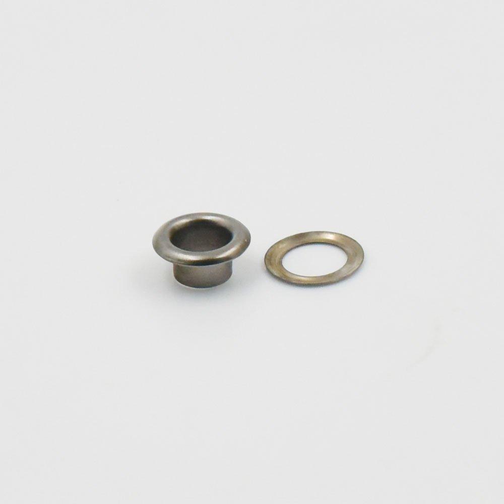 50 sets Grommets Eyelets 11/16 7/8 1 17.5mm 21.5mm 26.2mm for Clothes Self Backing Nickle Gold Black micoshop