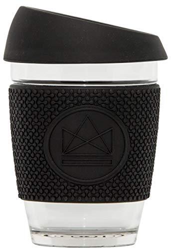 (Neon Kactus Reusable Coffee Cup/Travel Mug Rock)