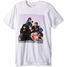 American Classics Breakfast Club Group Pic Adult Short Sleeve T-Shirt