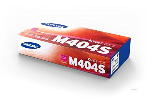 Samsung Electronics CLT-M404S/XAA Toner, Magenta Photo #3