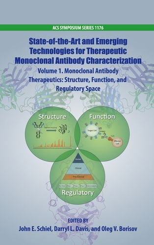 State Of The Art And Emerging Technologies For Therapeutic Monoclonal Antibody Characterization Volume 1   Monoclonal Antibody Therapeutics      And Regulatory Space  Acs Symposium Series
