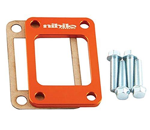 (Nihilo Concepts NIS65-O Orange Intake Spacer)