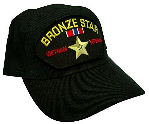(US Bronze Star Vietnam Veteran Ball Cap)
