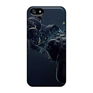 Fashionable YxNTSXa328ZHvMS Iphone 5/5s Case Cover For Playstation Controller Wallpaper Protective Case
