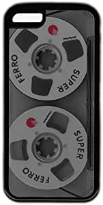 Vintage Retro Classic Cassette TapeTheme Iphone 5C Case