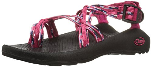 Pictures of Chaco Women's ZX3 Classic Athletic Sandal J106134 Rain Raspberry 6 M US 1
