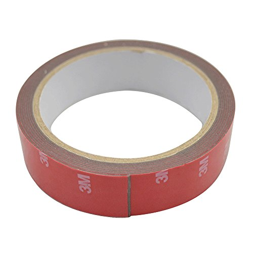 Peel Coupe - Double Sided Tape Fits Any Car | 3M 1Roll Body Kit Trim Mouldings ABS PVC Rocker Pane Wheel Lips by IKON MOTORSPORTS