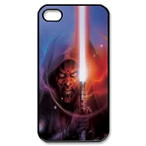 ZK-SXH - Darth Maul Brand New Durable Cover Case Cover for iPhone 4,4G,4S,Darth Maul Cheap Case