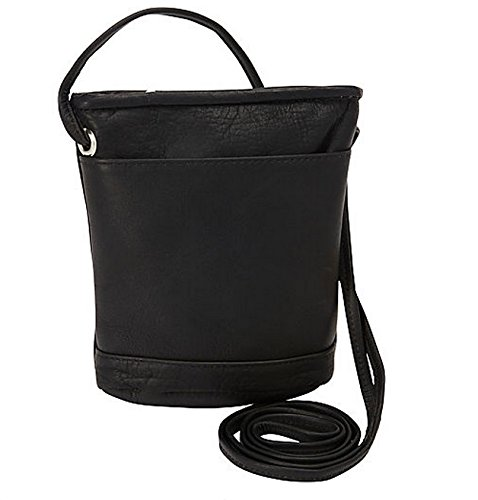 david-king-co-top-zip-mini-bag-512-black-one-size