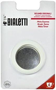 Bialetti Joints Accesorio de Hogar Cappuccino, Silver