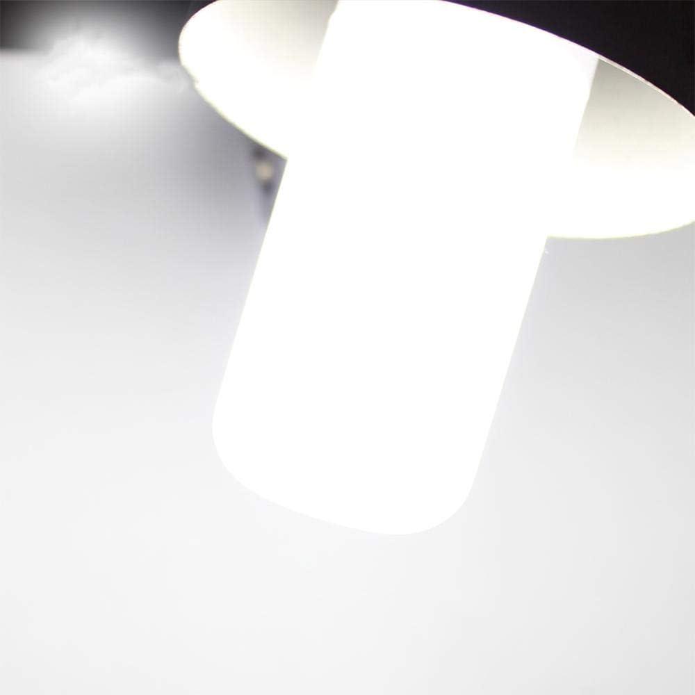 10 Stück milchige feuerfeste Schirme LED-Maisbirne B22 220V Lampada LED-Licht Weiß 7W / 9W / 12W / 15W / 20W / 25W-Kaltes Weiß_72Leds Kaltes Weiß