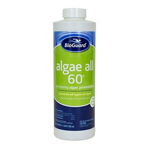 BioGuard Algae All 60 (1 qt) (3 Pack)