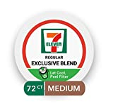 7-Eleven Exclusive Blend Coffee Single-Serve RealCup Pods, 72 Count (6 boxes of 12 Pods) Review