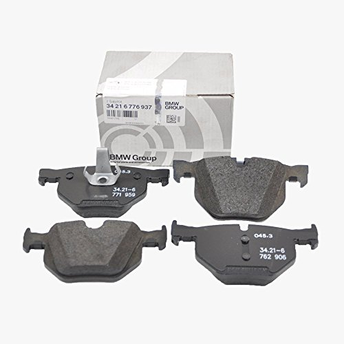 BMW Rear Brake Pads Pad Set Genuine Original 76937 (VIN#REQUIRED)
