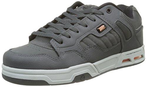 Heir Enduro Gry DVS Herren Grau Sneaker Gunny Orange FEwxvgq