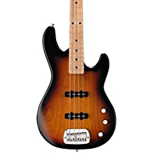 G&L Tribute JB2 4-String Electric Bass 3-Color Sunburst Maple Fretboard
