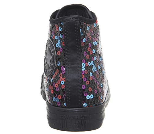 Converse Mixte Noir Adulte Hi Rose Ctas Baskets Hautes Barely rxy6zqrw8Y