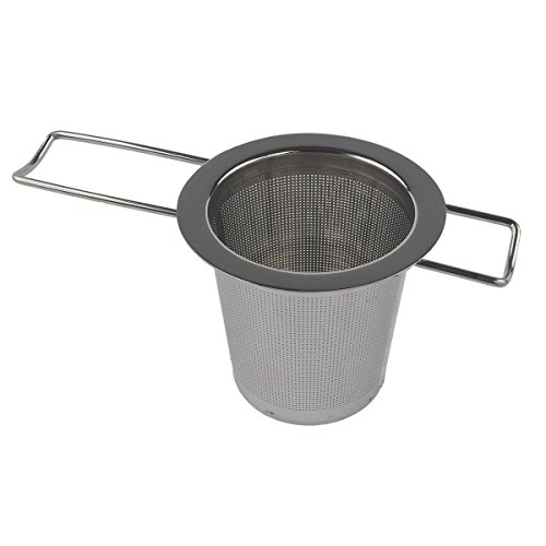 Tea Infuser Strainer Premium Stainless Steel Filter Reusable Mesh Infuser for Loose Leaf Tea and Coffee