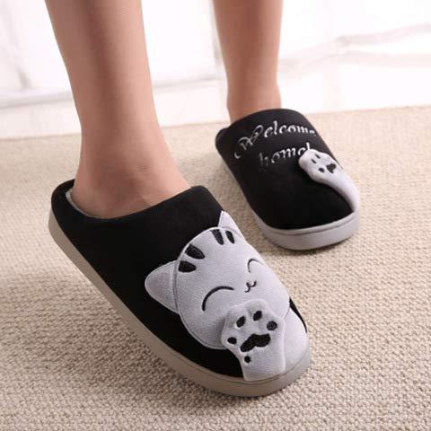 Pantofola Pile Di Blu Corallo Qsy In nbsp; Shoe Cotone nbsp; nbsp;morbido q5EE8Sw