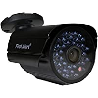 First Alert CM600 SmartBridge Indoor and Outdoor 600-TVL Security Camera