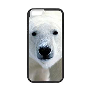 "HXYHTY Cover Shell Phone Case Polar Bear For iPhone 6 (4.7"")"
