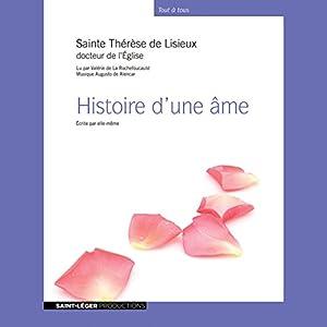 Histoire d'une âme Audiobook