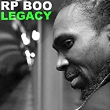 Legacy (【初回限定特典】 JP Exclusive Legacy Mix CD by RP BOO) by Unknown (0100-01-01)