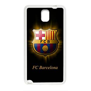 FC Barcelona Pattern Fashion Comstom Plastic case cover For Samsung Galaxy Note3