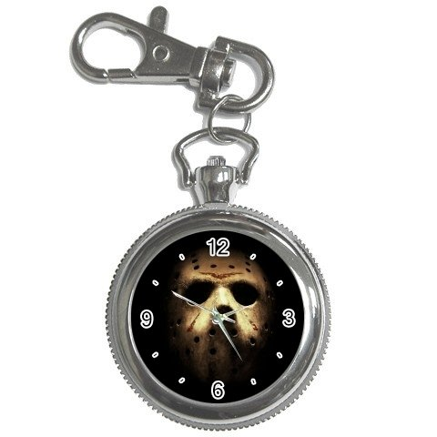 Amazon.com : jason voorhees horror legends friday the 13th 1 keychain watch key chain watch : Sports Fan Watches : Sports & Outdoors