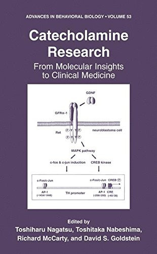 Catecholamine Research: From Molecular Insights to Clinical Medicine (Advances in Behavioral Biology)