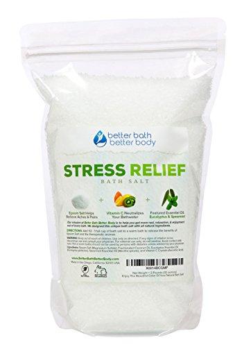 Stress Relief Bath Pounds Ounces product image