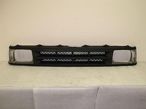 OE Replacement Mazda Pickup Grille Assembly (Partslink Number MA1200126)