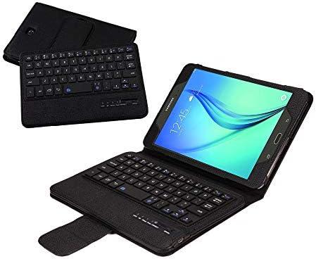 Bluetooth Keyboard Case Cover for Samsung Galaxy Tab A 8.0 2017(SM-T380 T385)