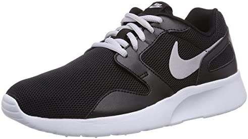 new style 4f40a 52a42 Nike Women s Kaishi Athletic Shoe (8.5, Black Metallic Silver-White)  Buy  Online at Low Prices in India - Amazon.in