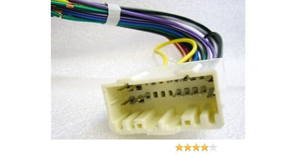 Amazon.com: Stereo Wire Harness Chrysler 300 Touring 05 2005 (car radio  wiring installati...: AutomotiveAmazon.com