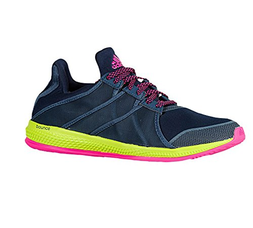 adidas Performance Women's Gymbreaker Bounce Training Shoe,Collegiate Navy/Blue/Shock Pink,5.5 M US (Shoes Workout Adidas)