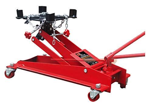 Torin Big Red Hydraulic Transmission Floor Jack: 1/2 Ton (1,000 lb) Capacity