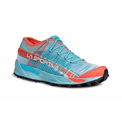 Damen Laufschuhe Mehrfarbig Azul/Coral 38.5 La Sportiva Grenze Angebot Billig T1lmUKGXGk