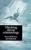 Thinking about Criminology 9780802044013