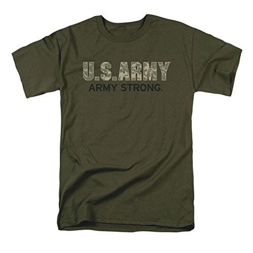 Ptshirt.com-19325-Trevco Mens Army Camo Short Sleeve T-Shirt-B00GUKD2VI-T Shirt Design