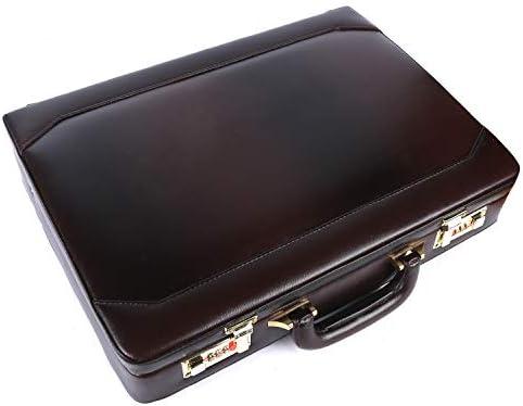 HAMMONDS FLYCATCHER Brown Synthetic Briefcase